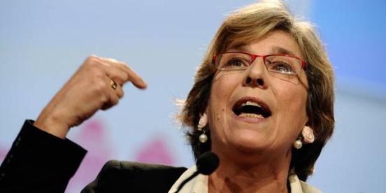 Sénat: Marie-Noëlle Lienemann (ex-PS) rejoint le groupe communiste