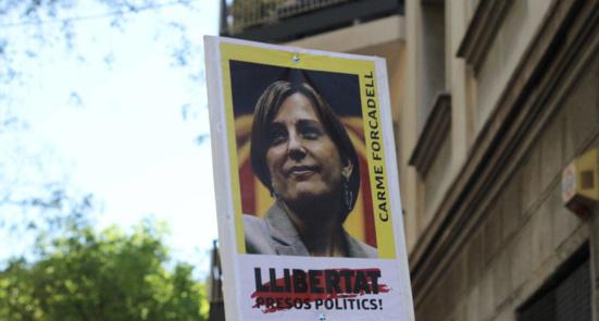 Catalogne : Un an de répression (L'Avant Garde)
