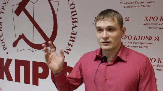 Valentin Konovalov (KPRF) devient le troisième candidat communiste à remporter des élections provinciales en 2018
