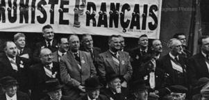Comité central du PCF en 1936