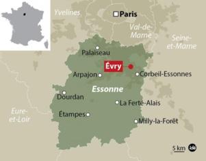 8,4% pour Michel Nouaille (PCF) dans la 1ère circonscription de l'Essonne