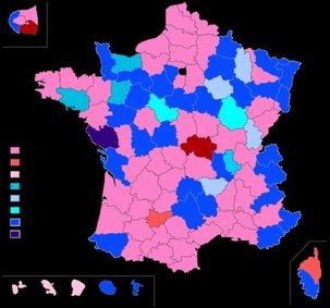 Cantonales 2011 : 113 conseillers généraux communistes élus