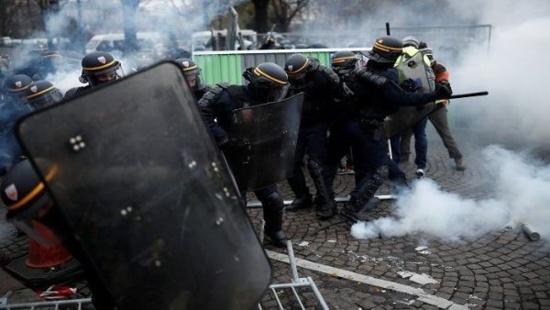 Gilets jaunes : Le Venezuela demande à la France de dialoguer et de ne pas réprimer les manifestant.e.s