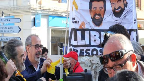 Un prisonnier politique catalan sur la liste PCF des Européennes : les discussions avancent