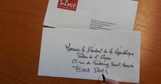 Pouvoir d'achat : Fabien Roussel (PCF) s'adresse au Président de la République