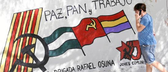 Andalousie : Le communisme a été le meilleur rempart contre la percée de l'extrême-droite