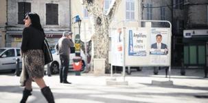 Front National « J'ai la rage : une tache brune, et ça tombe sur moi ! »