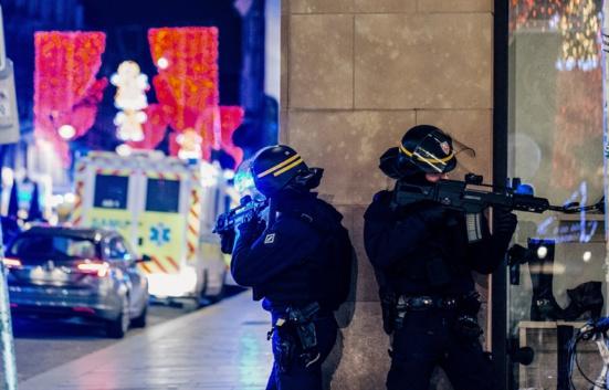 Strasbourg / Fusillade du 11 décembre, réaction de Fabien Roussel (PCF)