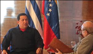 """Hugo Chavez : """"Triste la révolution qui dépend d'un seul homme."""""""