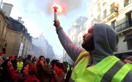 Acte 5 des Gilets jaunes : La CGT et certaines organisations de gauche appellent à manifester samedi