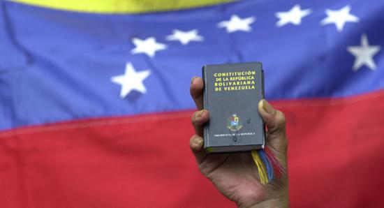 Le Référendum d'Initiative Citoyenne (RIC) est inscrit dans la Constitution du Venezuela