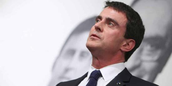 Barcelone: Le sinistre Manuel Valls chute dans les sondages