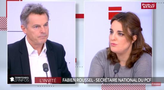 Le gouvernement « sera obligé de rétablir l'ISF » selon Fabien Roussel (PCF)