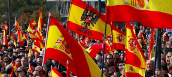 La presse espagnole minimise le lamentable l'échec de la manifestation de la droite et de l'extrême droite