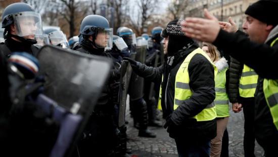 Répression contre les Gilets jaunes : la justice a prononcé près de 1 800 condamnations depuis le début du mouvement
