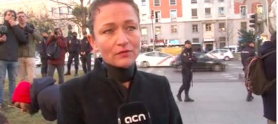 Die Linke dépêche deux observatrices pour surveiller le procès des prisonniers politiques catalans