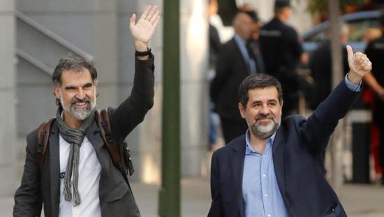 Le procès contre les prisonniers politiques catalans met en péril les droits de l'Homme (ICJ et OMCT)