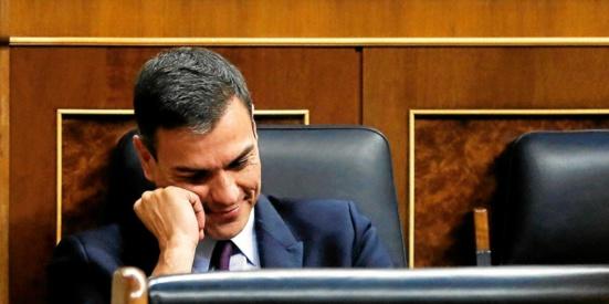 Pedro Sanchez (PSOE) est tombé, l'Espagne se dirige vers des élections anticipées