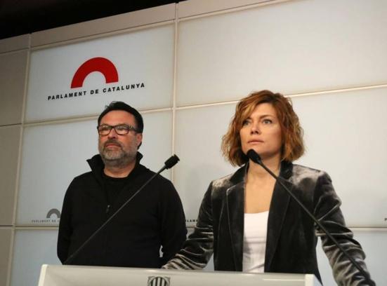 Catalogne : Les souverainistes et des communistes annoncent leurs départs du parti d'Ada Colau