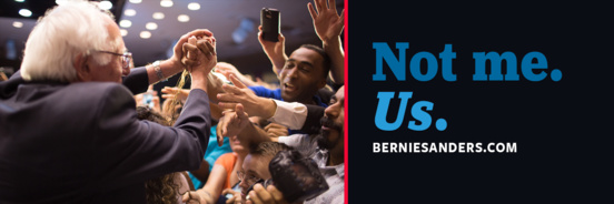 En 2 jours, 600.000 personnes ont répondu à l'appel de Bernie Sanders