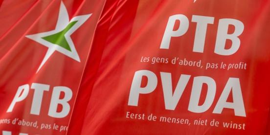 Elections européennes : Le MR perdrait un siège au profit du PTB