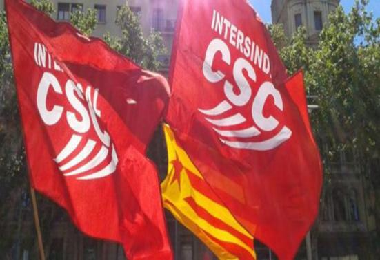 L'Intersindical-CSC (membre de la FSM) devient la première force syndicale de la Generalitat de Catalunya