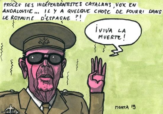 «C'est l'expression de l'identité catalane dans toutes ses dimensions qui est jugée» (Gauchebdo)