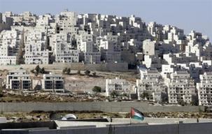 Israël: le PCF condamne l'accélération de la colonisation à Jérusalem-Est