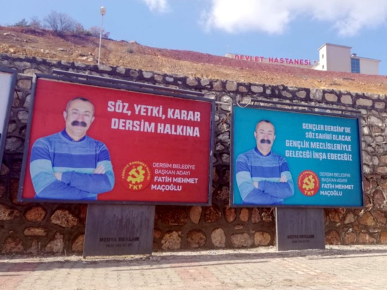 Reportage à Dêrsim (Tunceli) bastion de l'opposition turque, historiquement très à gauche