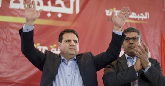 Israël : Ayman Odeh (Hadash), le cauchemar de Benyamin Netanyahou