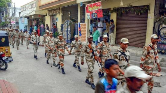 Scrutin reporté au Tripura en raison de l'absence de scrutin libre et équitable