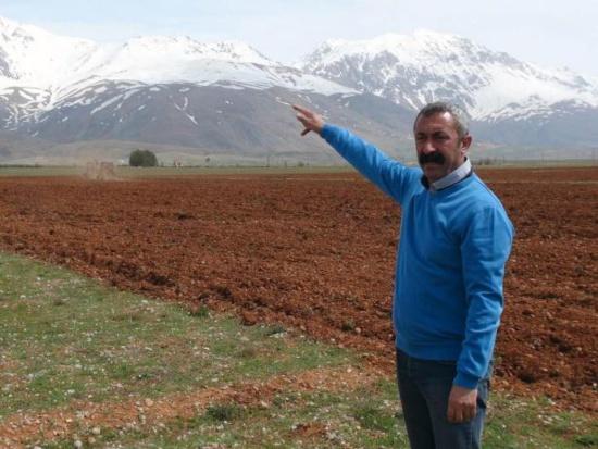 L'unique maire communiste de Turquie promet d'avancer vers le socialisme