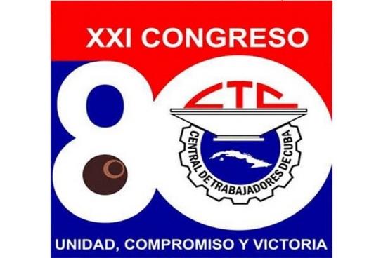 21ème Congrès de la Centrale des Travailleurs-travailleuses de Cuba : Déclaration de solidarité internationale