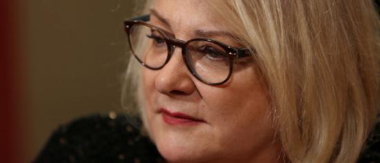 """Josiane Balasko : """"le 26 mai prochain j'ai choisi d'aller voter pour la liste des communistes conduite par Ian Brossat."""""""