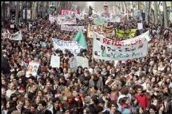 Plus de 3 Millions de manifestants