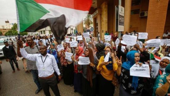 Soudan: Le peuple a fait l'expérience de sa force, il n'acceptera pas le vol de son insurrection (PCF)
