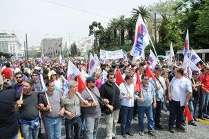 Grèce : Grève générale de 24h le 1er décembre
