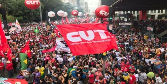 Brésil : 45 millions de travailleurs-travailleuses ont participé à la grève générale