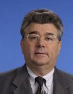 André Gerin, député PCF du Rhône et maire de Vénissieux