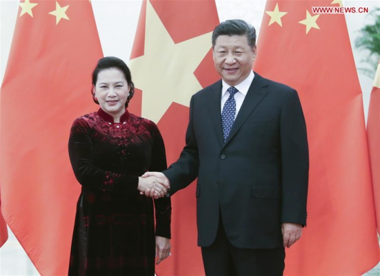 """Réchauffement diplomatique entre la Chine et le Vietnam pour """"faire avancer ensemble la cause socialiste"""""""