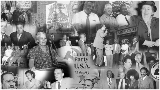 Le Parti Communiste des Etats-Unis (CPUSA) souffle ses 100 bougies