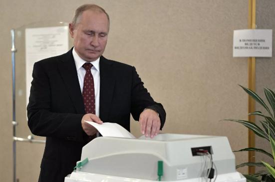 Le Parti communiste (KPRF) remporte la circonscription de Vladimir Poutine à Moscou