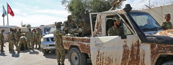 """L'offensive turque en Syrie : une """"bombe à retardement"""" pour la France, estime un Français engagé aux côtés des Kurdes"""