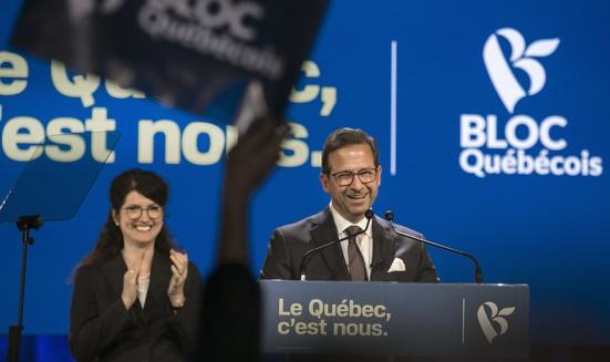 La renaissance du Bloc Québécois