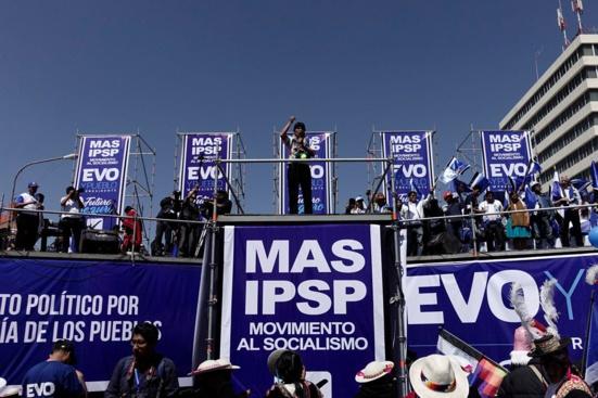 Déclaration du MAS sur le coup d'État en Bolivie : Résister aujourd'hui pour se battre à nouveau demain