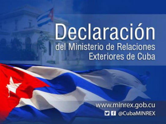 Cuba exige la libération immédiate de ses quatre coopérants de la santé détenus en Bolivie