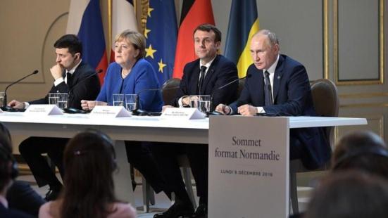 Sommet sur l'Ukraine:  Le gouvernement français doit faire pression pour le retour à la paix (PCF)