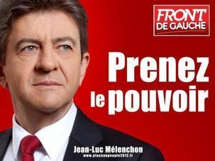 Mélenchon exclut de participer à un gouvernement socialiste