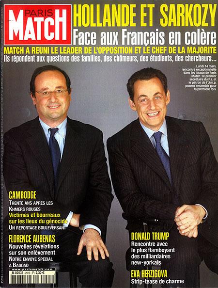En 2005, ensemble pour imposer l'Europe libérale
