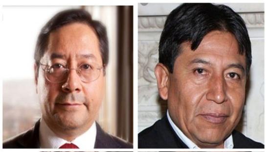 Bolivie : Luis Arce et David Choquehuanca seront les candidats du MAS pour les élections